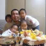 小林さんの家族